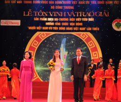 TÔN ĐẠI THIÊN LỘC – Doanh nghiệp Thương hiệu Việt tiêu biểu năm 2017
