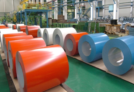 Color coating steel