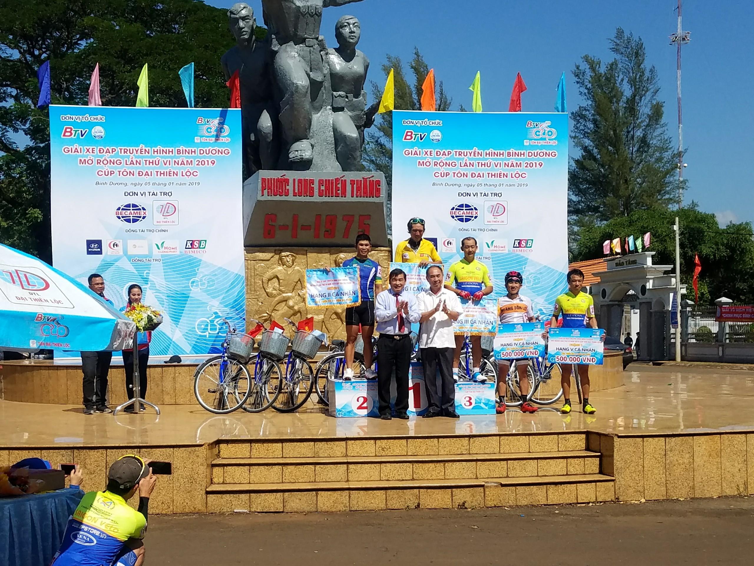 Khai mạc chặng đua đầu tiên về Phước Long xây chiến thắng