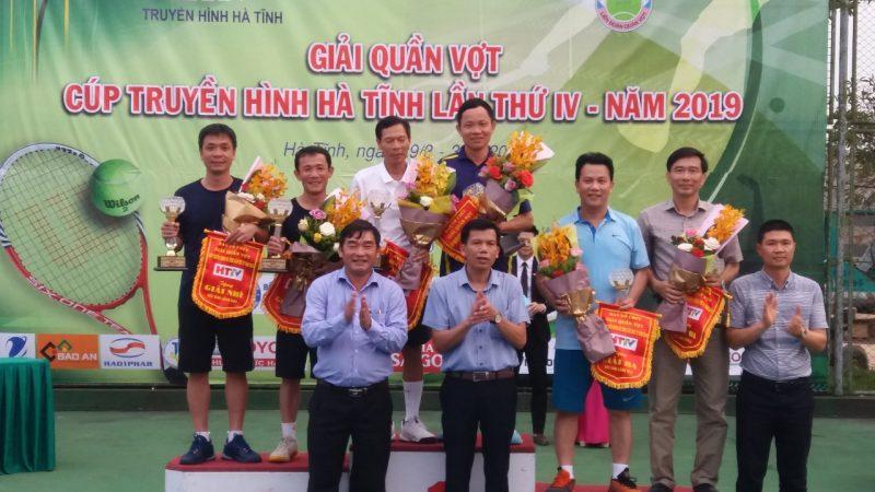 Giải Quần vợt Cúp Truyền hình Hà Tĩnh lần thứ IV năm 2019
