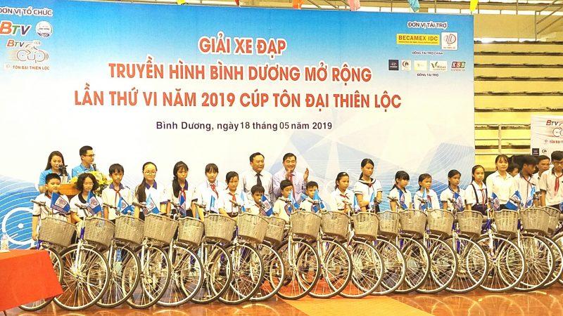 Chặng 3 Giải xe đạp Truyền hình Bình Dương mở rộng lần thứ VI Cúp Tôn Đại Thiên Lộc